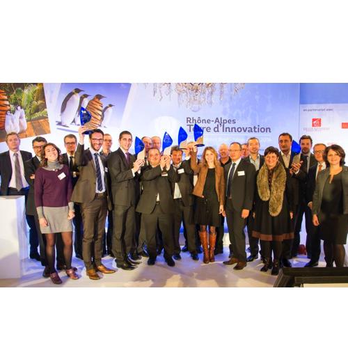Axeleo, lauréat du trophée Bref Rhône-Alpes de l'innovation !