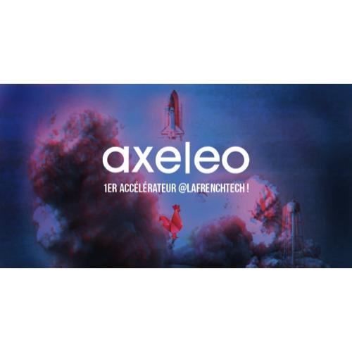 Axeleo 1er accélérateur de la French Tech !