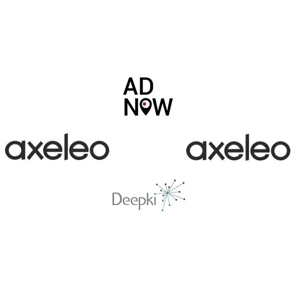 Deepki et AdNow rejoignent Axeleo