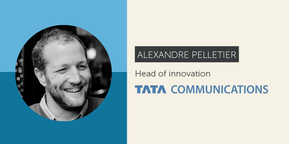 Alexandre Pelletier - Tata Communications