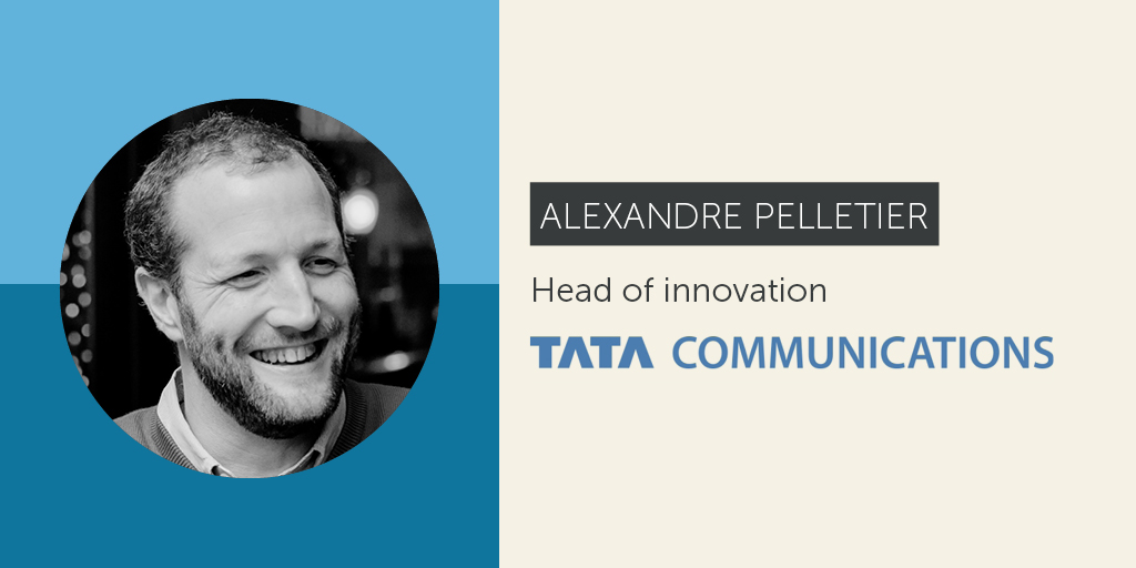 Alexandre Pelletier - Tata Communications