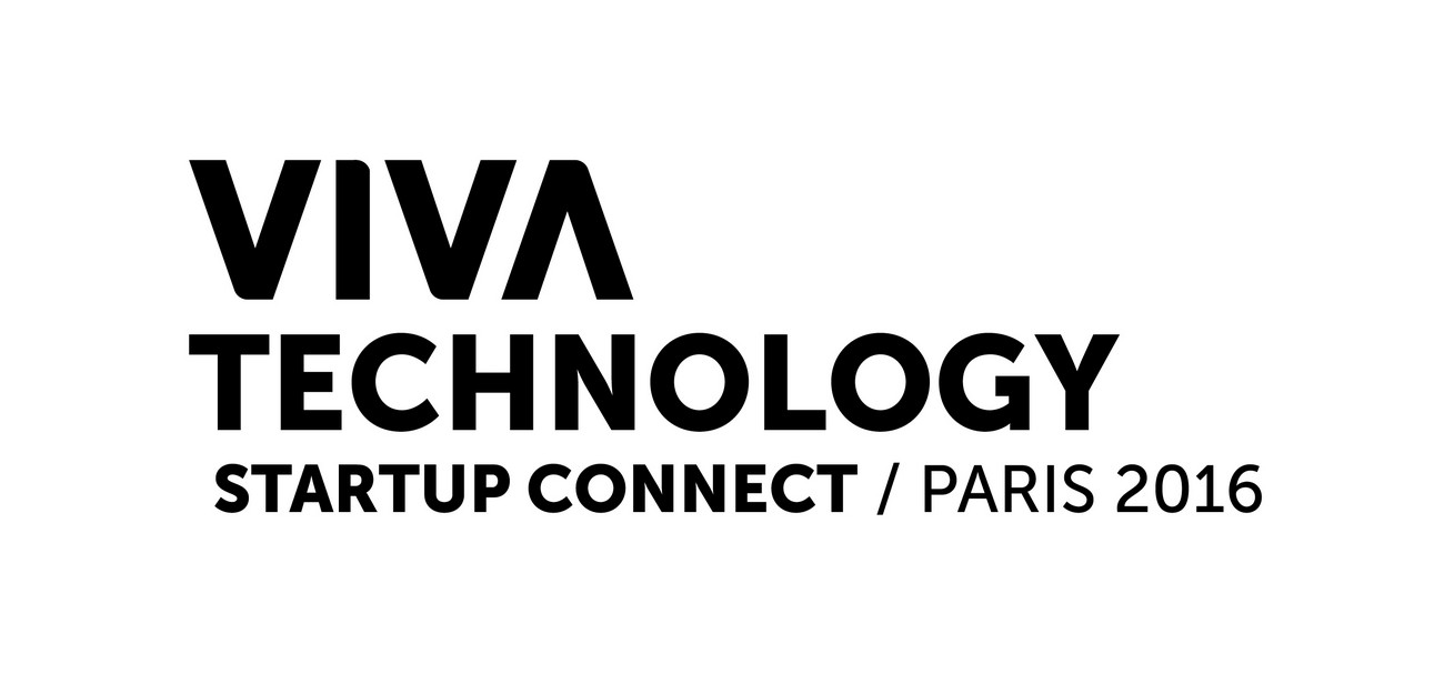 Logo de l'événement viva technology paris